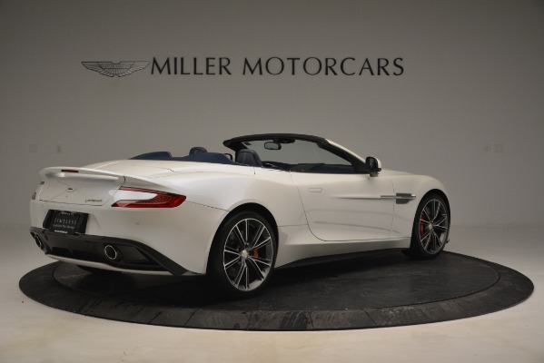 Used 2015 Aston Martin Vanquish Convertible for sale Sold at Bentley Greenwich in Greenwich CT 06830 8