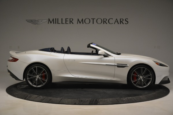 Used 2015 Aston Martin Vanquish Convertible for sale Sold at Bentley Greenwich in Greenwich CT 06830 9
