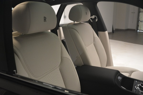 New 2019 Rolls-Royce Ghost for sale Sold at Bentley Greenwich in Greenwich CT 06830 27