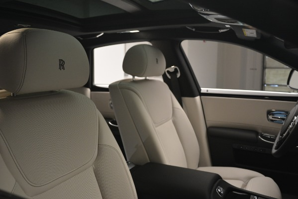 New 2019 Rolls-Royce Ghost for sale Sold at Bentley Greenwich in Greenwich CT 06830 28