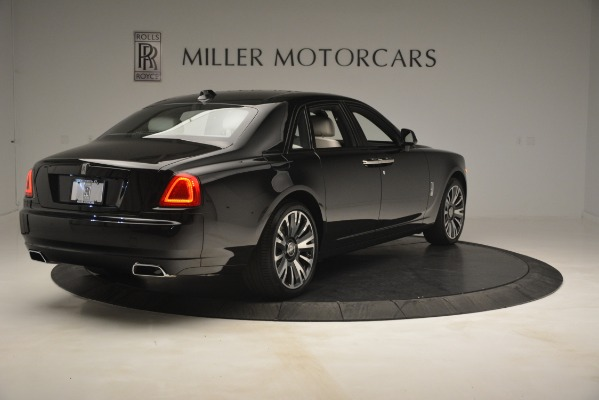 New 2019 Rolls-Royce Ghost for sale Sold at Bentley Greenwich in Greenwich CT 06830 8