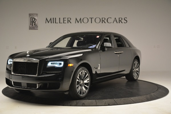 New 2019 Rolls-Royce Ghost for sale $319,900 at Bentley Greenwich in Greenwich CT 06830 3