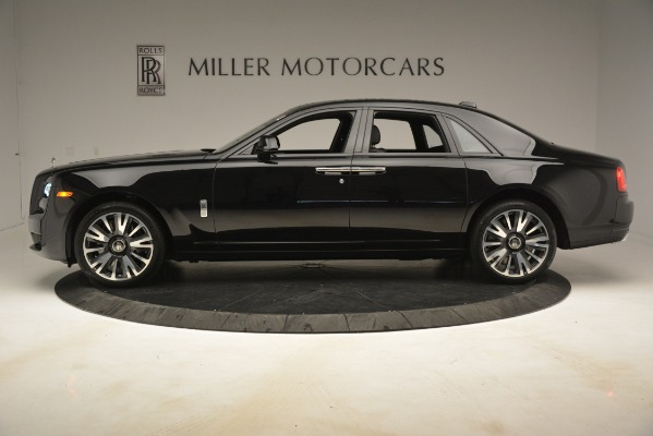 New 2019 Rolls-Royce Ghost for sale $319,900 at Bentley Greenwich in Greenwich CT 06830 4