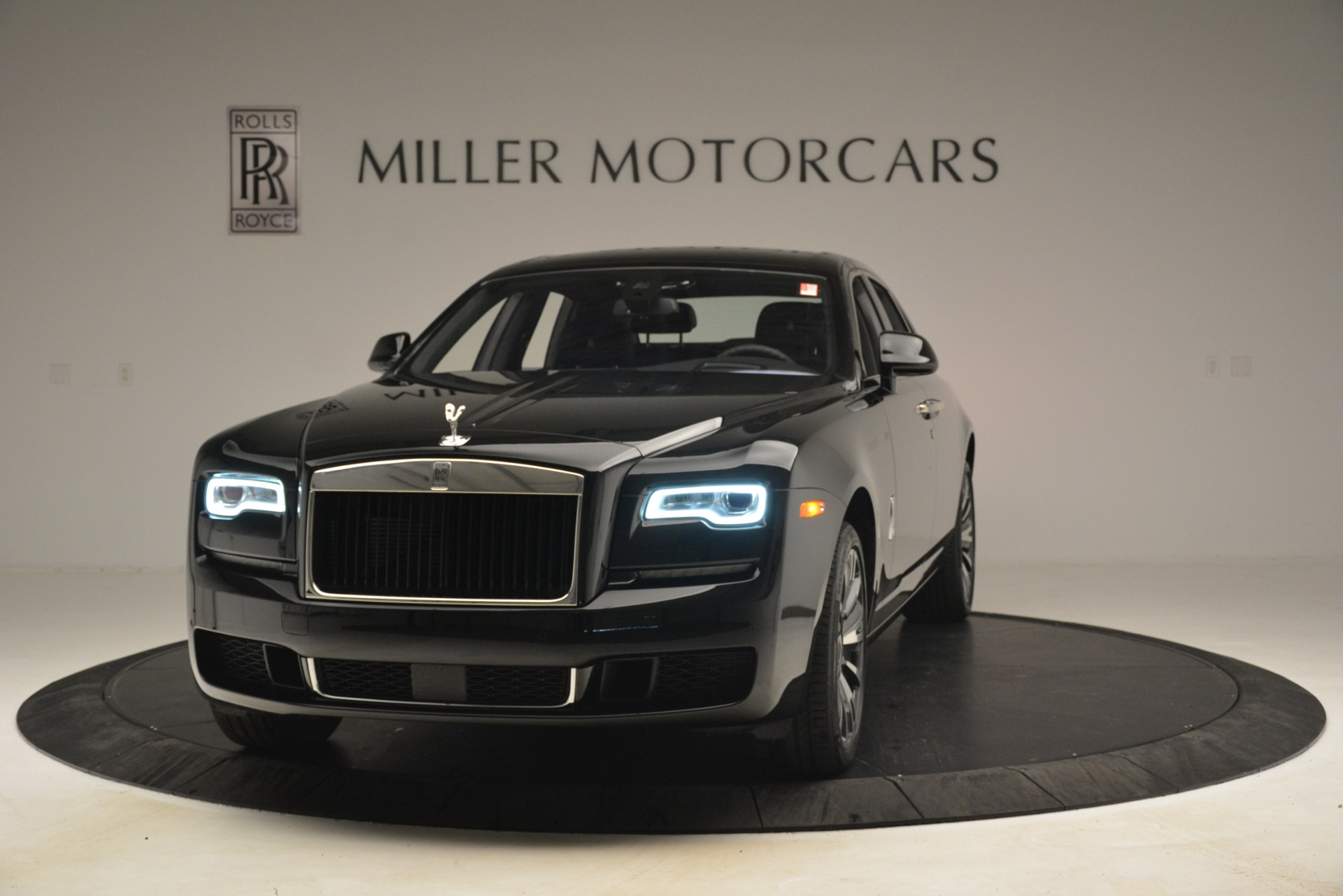 New 2019 Rolls-Royce Ghost for sale $319,900 at Bentley Greenwich in Greenwich CT 06830 1