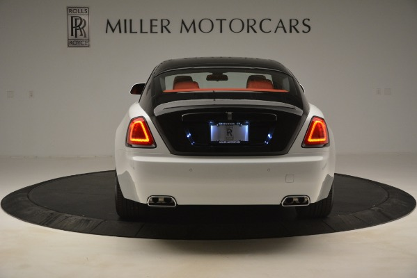 New 2019 Rolls-Royce Wraith for sale Sold at Bentley Greenwich in Greenwich CT 06830 7