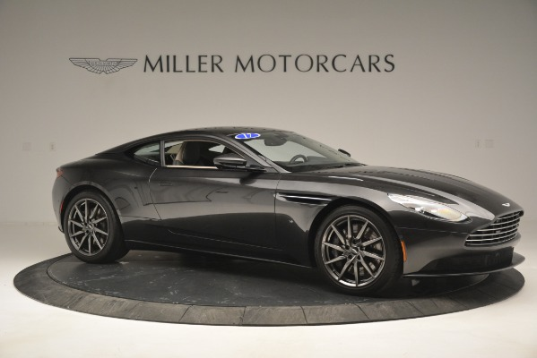 Used 2017 Aston Martin DB11 V12 Coupe for sale Sold at Bentley Greenwich in Greenwich CT 06830 10