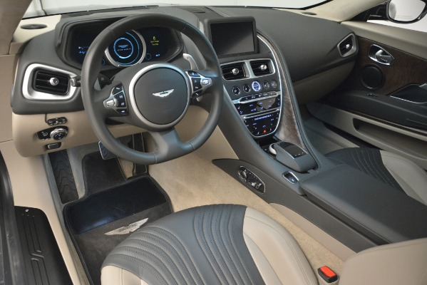 Used 2017 Aston Martin DB11 V12 Coupe for sale Sold at Bentley Greenwich in Greenwich CT 06830 13