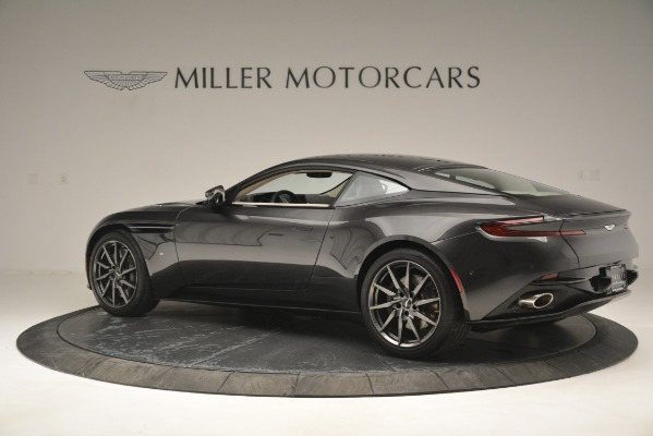 Used 2017 Aston Martin DB11 V12 Coupe for sale Sold at Bentley Greenwich in Greenwich CT 06830 4
