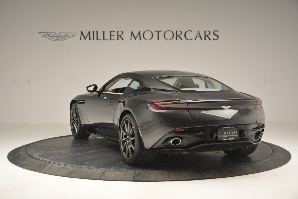 Used 2017 Aston Martin DB11 V12 Coupe for sale Sold at Bentley Greenwich in Greenwich CT 06830 5