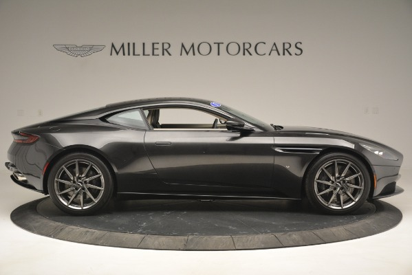 Used 2017 Aston Martin DB11 V12 Coupe for sale Sold at Bentley Greenwich in Greenwich CT 06830 9