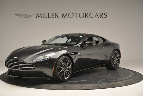 Used 2017 Aston Martin DB11 V12 Coupe for sale Sold at Bentley Greenwich in Greenwich CT 06830 1
