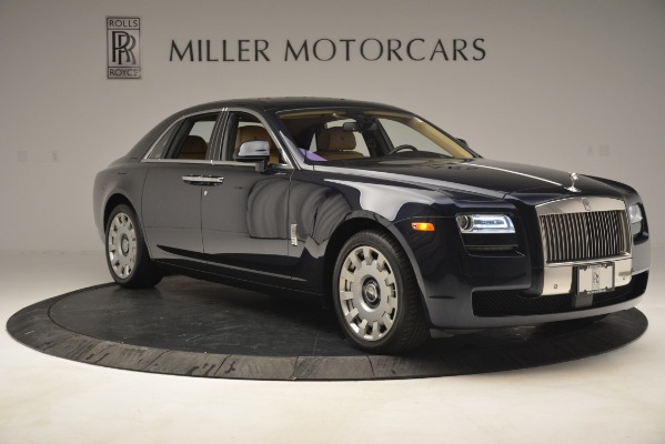 Used 2014 Rolls-Royce Ghost for sale Sold at Bentley Greenwich in Greenwich CT 06830 11