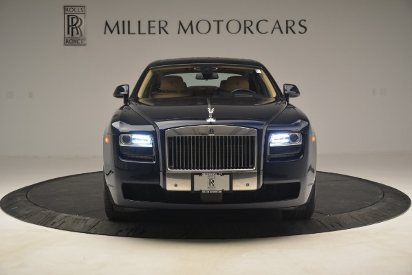 Used 2014 Rolls-Royce Ghost for sale Sold at Bentley Greenwich in Greenwich CT 06830 12