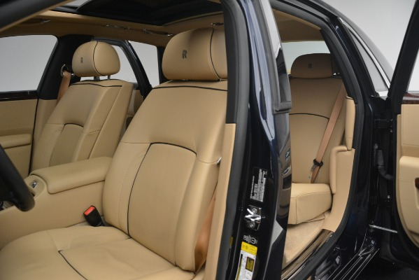 Used 2014 Rolls-Royce Ghost for sale Sold at Bentley Greenwich in Greenwich CT 06830 17