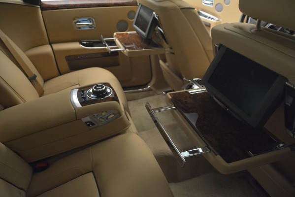 Used 2014 Rolls-Royce Ghost for sale Sold at Bentley Greenwich in Greenwich CT 06830 22