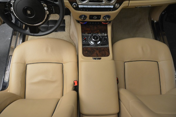 Used 2014 Rolls-Royce Ghost for sale Sold at Bentley Greenwich in Greenwich CT 06830 27