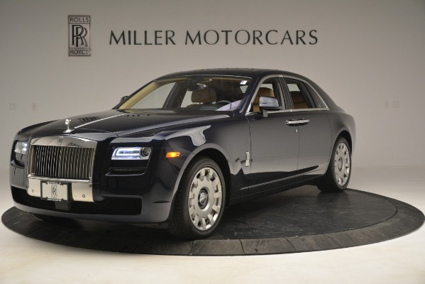 Used 2014 Rolls-Royce Ghost for sale Sold at Bentley Greenwich in Greenwich CT 06830 3