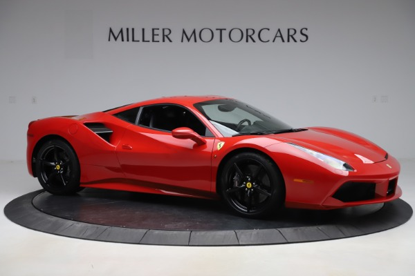 Used 2018 Ferrari 488 GTB for sale $245,900 at Bentley Greenwich in Greenwich CT 06830 10