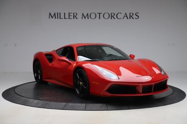Used 2018 Ferrari 488 GTB for sale $245,900 at Bentley Greenwich in Greenwich CT 06830 11