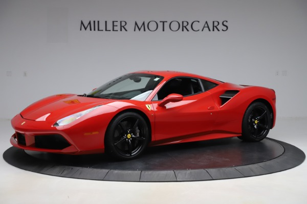 Used 2018 Ferrari 488 GTB for sale $245,900 at Bentley Greenwich in Greenwich CT 06830 2