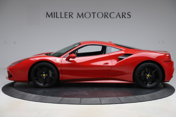 Used 2018 Ferrari 488 GTB for sale $245,900 at Bentley Greenwich in Greenwich CT 06830 3
