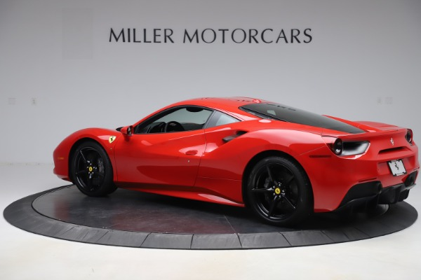Used 2018 Ferrari 488 GTB for sale $245,900 at Bentley Greenwich in Greenwich CT 06830 4