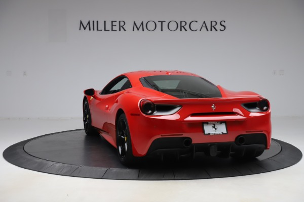 Used 2018 Ferrari 488 GTB for sale $245,900 at Bentley Greenwich in Greenwich CT 06830 5