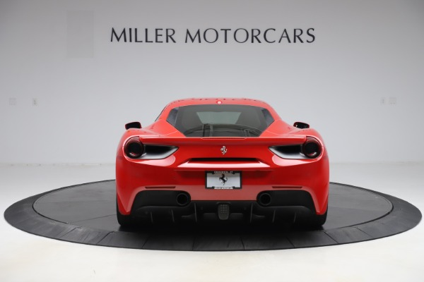 Used 2018 Ferrari 488 GTB for sale $245,900 at Bentley Greenwich in Greenwich CT 06830 6