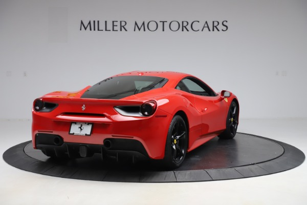 Used 2018 Ferrari 488 GTB for sale $245,900 at Bentley Greenwich in Greenwich CT 06830 7