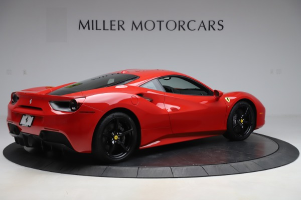 Used 2018 Ferrari 488 GTB for sale $245,900 at Bentley Greenwich in Greenwich CT 06830 8