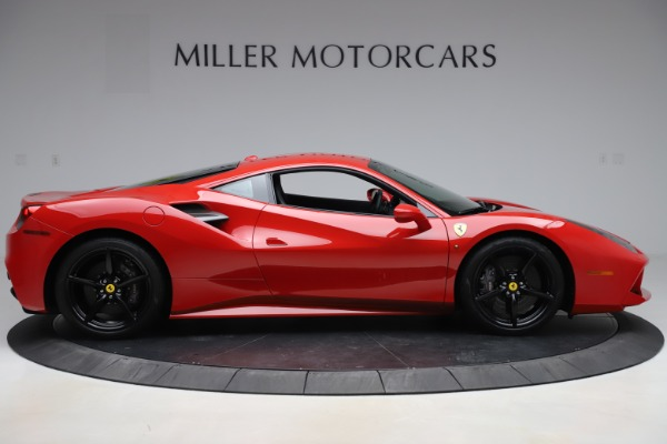 Used 2018 Ferrari 488 GTB for sale $245,900 at Bentley Greenwich in Greenwich CT 06830 9