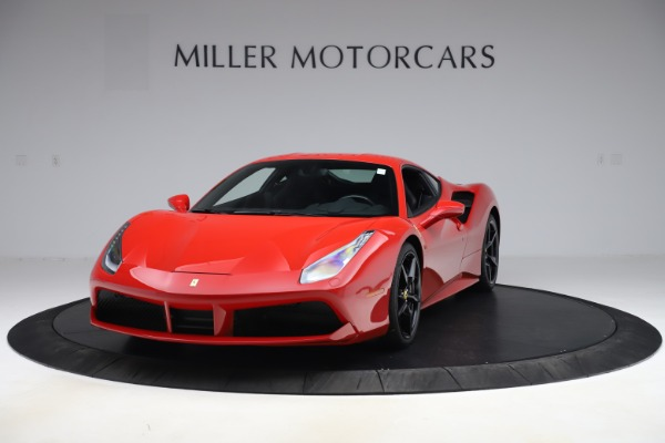 Used 2018 Ferrari 488 GTB for sale $245,900 at Bentley Greenwich in Greenwich CT 06830 1