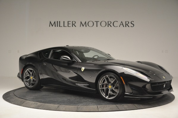 Used 2018 Ferrari 812 Superfast for sale $325,900 at Bentley Greenwich in Greenwich CT 06830 10