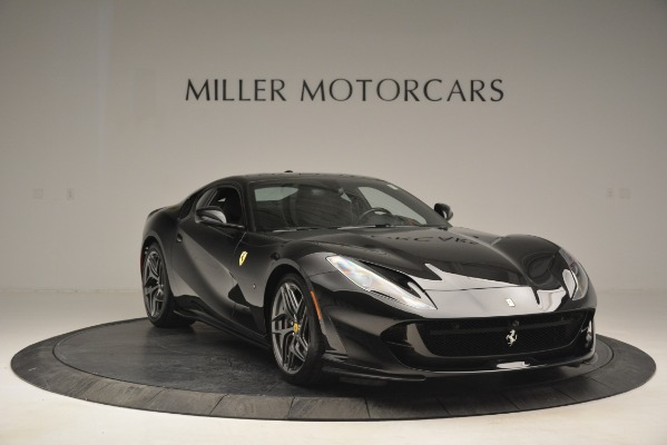 Used 2018 Ferrari 812 Superfast for sale $325,900 at Bentley Greenwich in Greenwich CT 06830 11