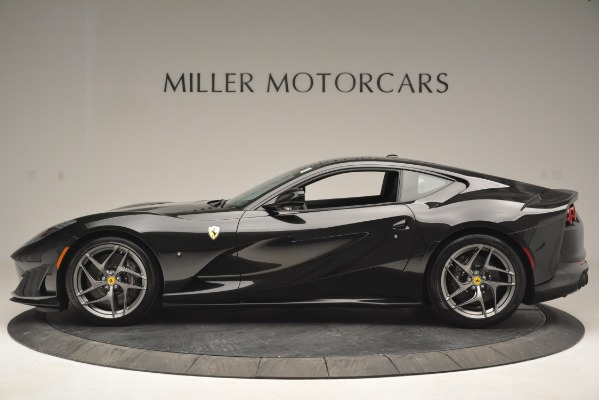 Used 2018 Ferrari 812 Superfast for sale $325,900 at Bentley Greenwich in Greenwich CT 06830 3