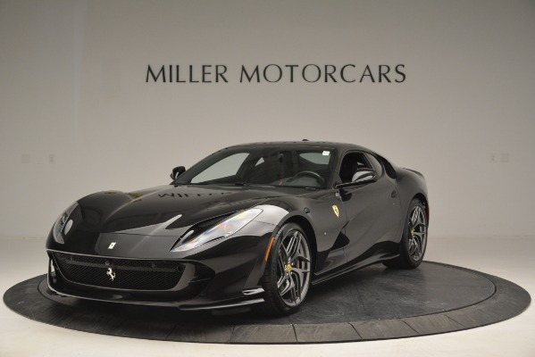 Used 2018 Ferrari 812 Superfast for sale $325,900 at Bentley Greenwich in Greenwich CT 06830 1