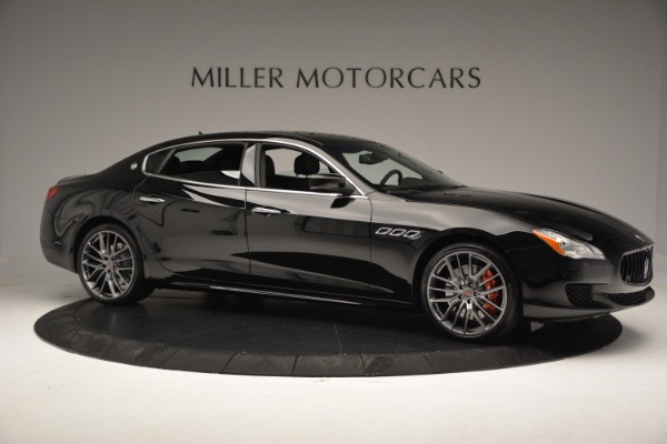 Used 2015 Maserati Quattroporte GTS for sale Sold at Bentley Greenwich in Greenwich CT 06830 10
