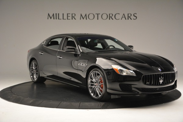 Used 2015 Maserati Quattroporte GTS for sale Sold at Bentley Greenwich in Greenwich CT 06830 11