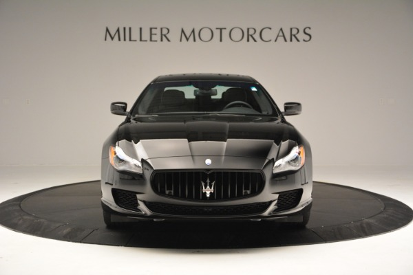 Used 2015 Maserati Quattroporte GTS for sale Sold at Bentley Greenwich in Greenwich CT 06830 12