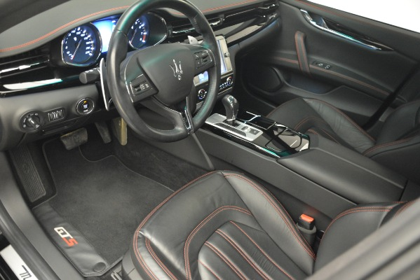 Used 2015 Maserati Quattroporte GTS for sale Sold at Bentley Greenwich in Greenwich CT 06830 14