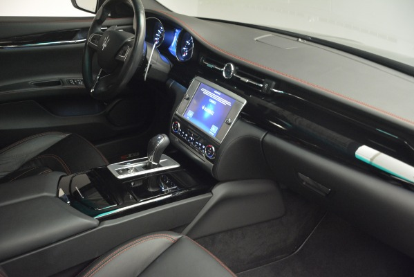 Used 2015 Maserati Quattroporte GTS for sale Sold at Bentley Greenwich in Greenwich CT 06830 16