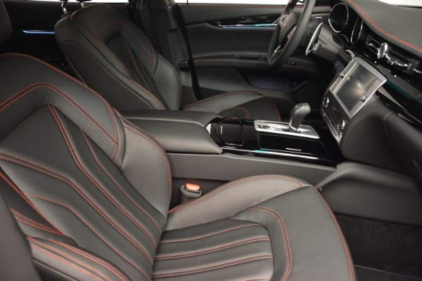 Used 2015 Maserati Quattroporte GTS for sale Sold at Bentley Greenwich in Greenwich CT 06830 17