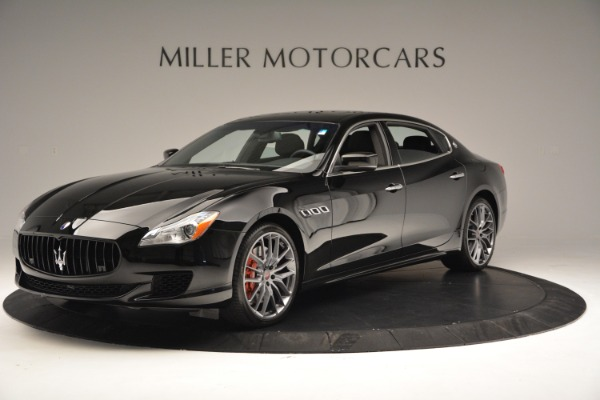 Used 2015 Maserati Quattroporte GTS for sale Sold at Bentley Greenwich in Greenwich CT 06830 2