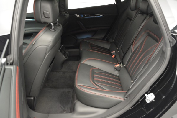 Used 2015 Maserati Quattroporte GTS for sale Sold at Bentley Greenwich in Greenwich CT 06830 20