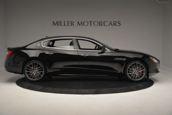 Used 2015 Maserati Quattroporte GTS for sale Sold at Bentley Greenwich in Greenwich CT 06830 9