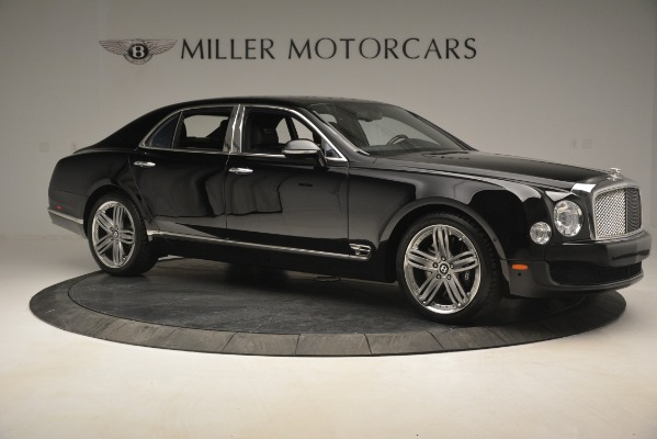 Used 2013 Bentley Mulsanne Le Mans Edition for sale Sold at Bentley Greenwich in Greenwich CT 06830 10