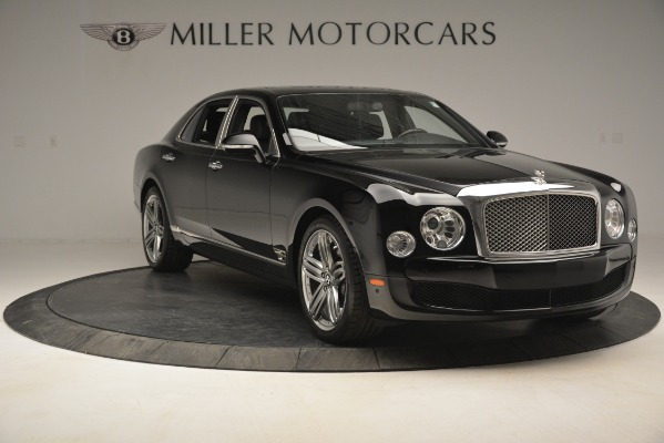Used 2013 Bentley Mulsanne Le Mans Edition for sale Sold at Bentley Greenwich in Greenwich CT 06830 11