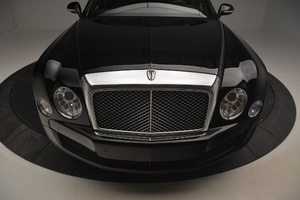 Used 2013 Bentley Mulsanne Le Mans Edition for sale Sold at Bentley Greenwich in Greenwich CT 06830 13