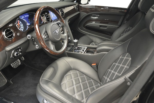 Used 2013 Bentley Mulsanne Le Mans Edition for sale Sold at Bentley Greenwich in Greenwich CT 06830 18