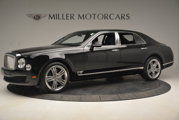 Used 2013 Bentley Mulsanne Le Mans Edition for sale Sold at Bentley Greenwich in Greenwich CT 06830 2